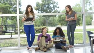 Les étudiants de Bordeaux sont étudiés