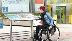 Étudiants handicapés dans les universités