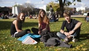 Les bourses accordées aux étudiants étrangers