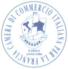 ... Les Tests De La Chambre De Commerce Italienne Pour La France